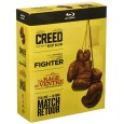 Creed + The Fighter + La rage au ventre + Match retour
