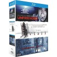 Coffret horreur : The Visit + Unfriended + Paranormal Activity 5 Ghost Dimensio