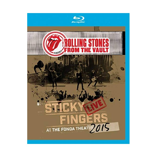 The Rolling Stones Sticky Fingers Live At The Fonda