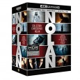 Collection Christopher Nolan - Dunkerque + The Dark Night Trilogy + Inception +