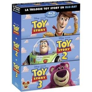 La trilogie de Toy Story