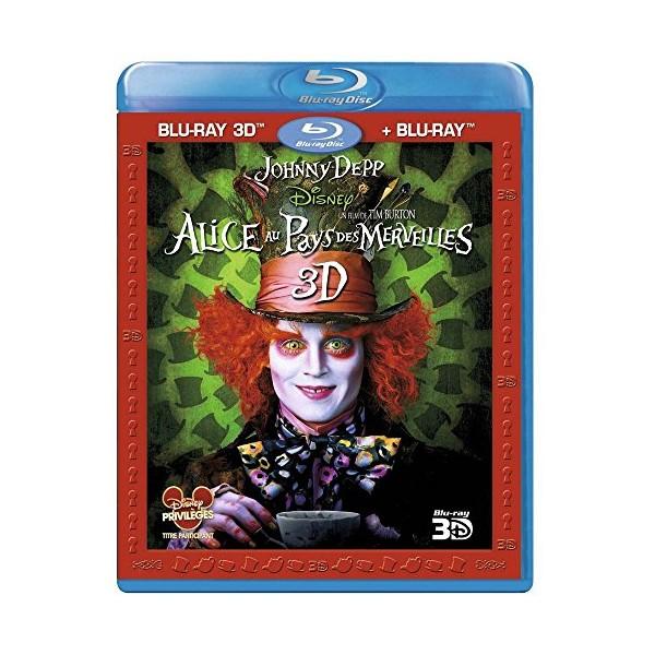 Alice au Pays des Merveilles 3D