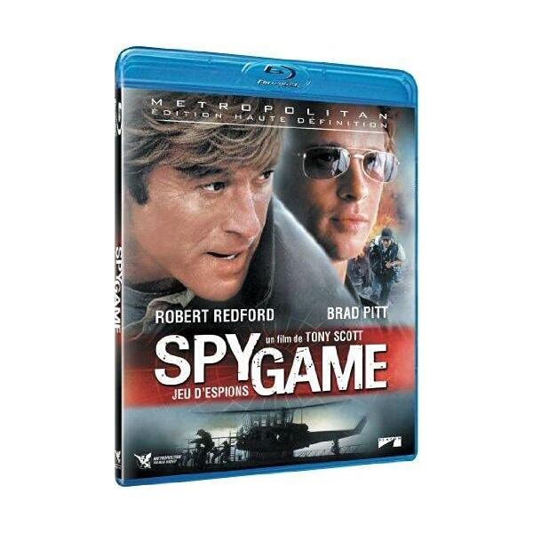 [Multi] Spy Game [MULTI | BluRay 1080p]
