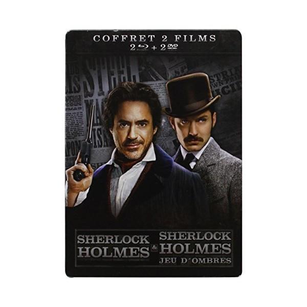 Sherlock Holmes 1 & 2 (Sherlock Holmes & Sherlock Holmes : Jeu d&#x
