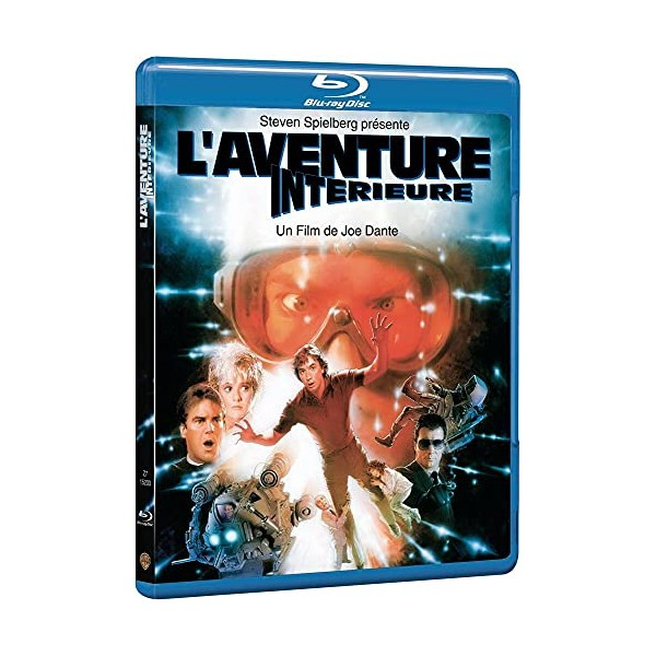 L 39 aventure int rieure blu ray bluray mania for L aventure interieur